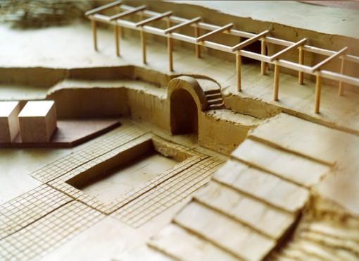 lebendige gestaltung - innenarchitektur - modell wüstenoase, Innenarchitektur ideen
